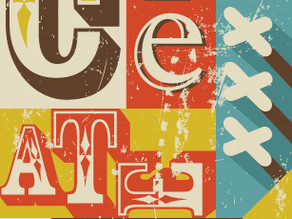 Idées pour ne pas être à court d'inspiration typographique