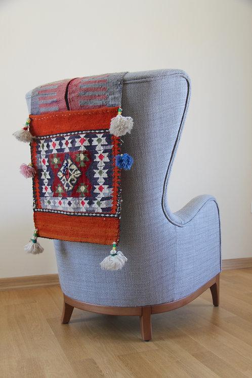 Sevda Kilim Saddle Bag