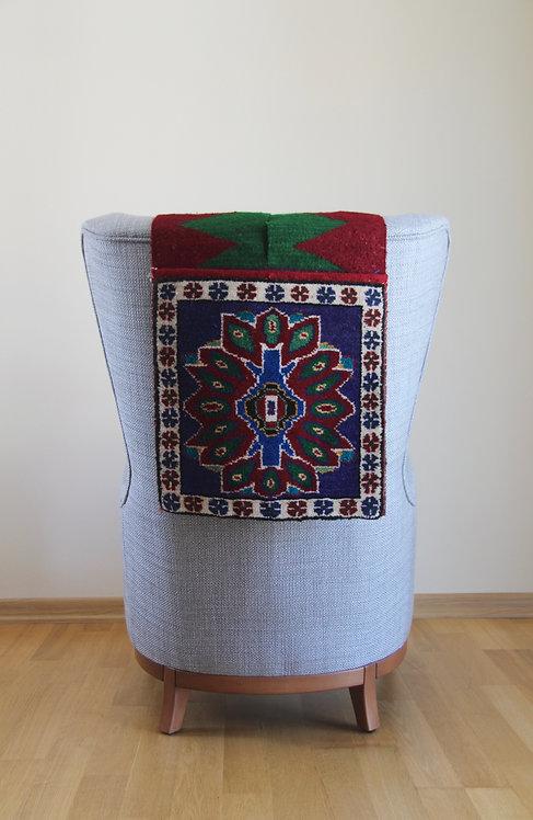 Nisa Carpet Saddle Bag