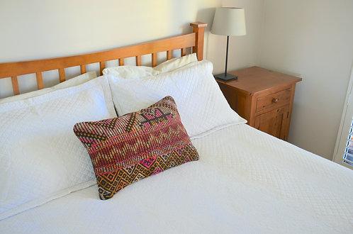 Aysenur Embroidered Cushion