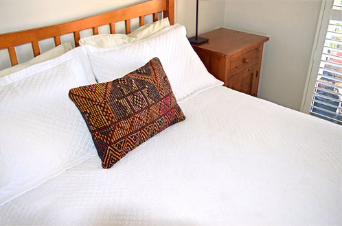 Afet Embroidered Cushion