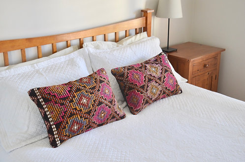 Mira Embroidered Cushion