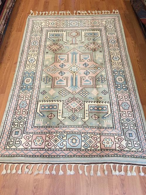 Animal Motif Pastel Carpet