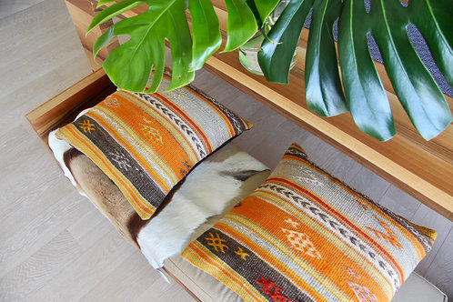 Esen Kilim Pillow Duo