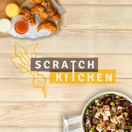 Scratch Kitchen.