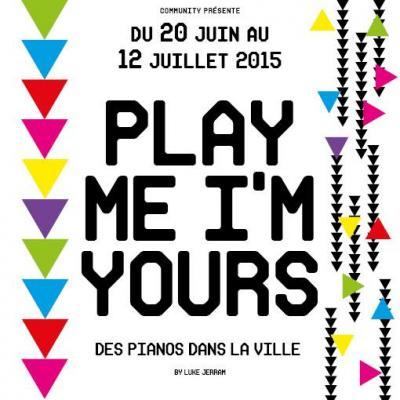 Festival PLAY ME I'M YOURS 2015