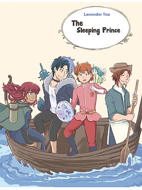 Dreaming Prince cover.jpg