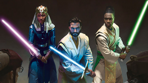 Review: Star Wars The High Republic: The Rising Storm