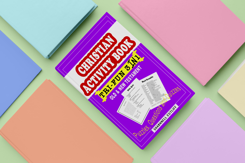 Christian Activity Book