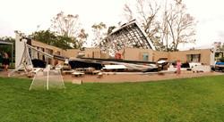 Destruction of Cyclone Marcia - 2015