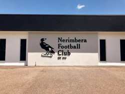 New clubhouse - 2016