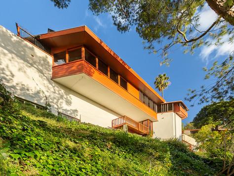 The John Lautner Residence, 1940