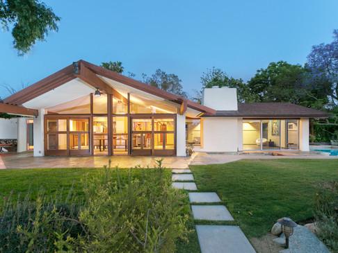 Modern Ranch-Style, 1967