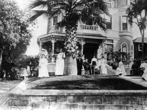 The Luckenbach House, 1888