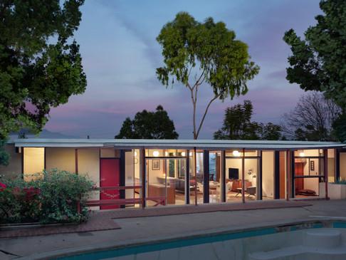 The Donald & Deloris Hamilton Residence, 1961