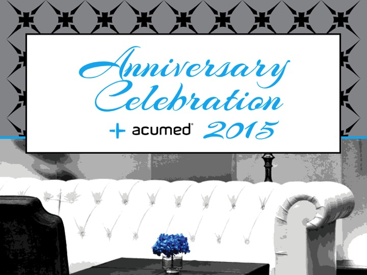 Acumed Event Branding