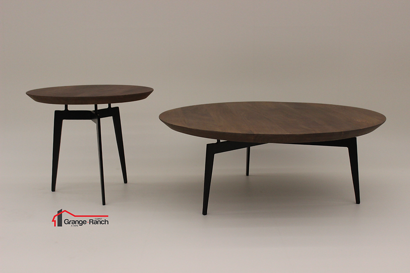 Missey Coffee Table and End Table by Colibri