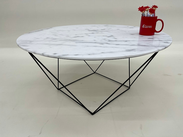 The Valencia Round Coffee Table