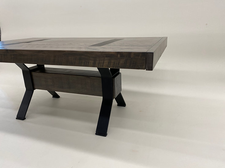 Arthur Philippe Dining Table by Ruff Sawn