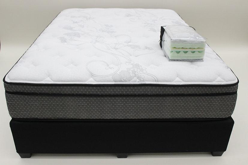 Miranda mattress by RESTONIC