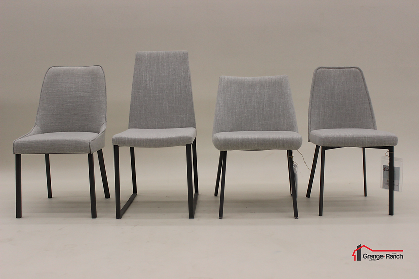 Chairs by TRICA