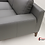 Thumbnail: Toulouse Leather Loveseat by Colibri