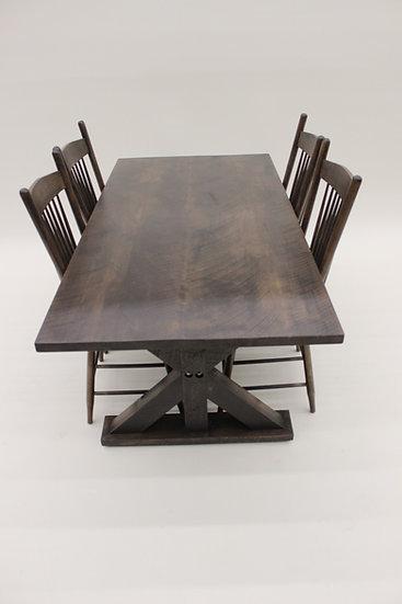 Tressel Table by Ruff Sawn