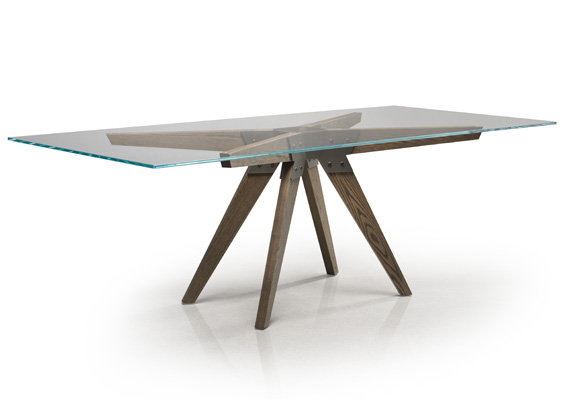 Soul dining table by TRICA