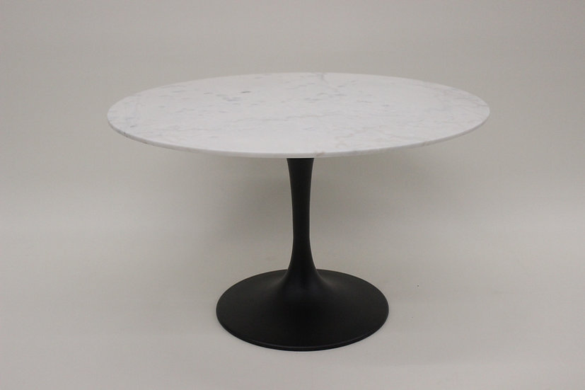 Valencia 52 inch Round  Marble Table