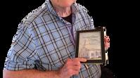 ASAP recognizes senior