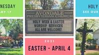Holy Week & Easter @AvondalePresby