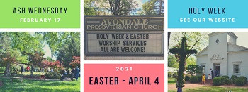 Easter Services - Apr 4, '21