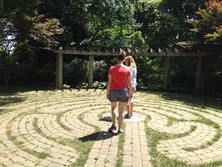 Sacred Garden & Labyrinth at Avondale.jp