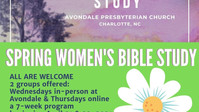 Women's Spring Study