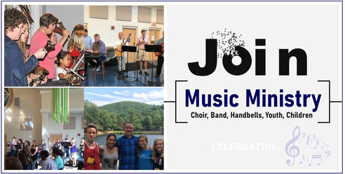 WEB PAGE - Music Ministry banner - Join