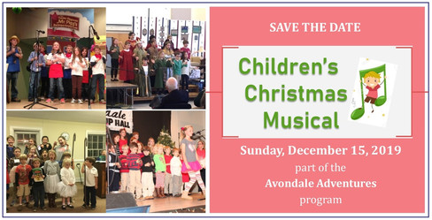 WEB PAGE - Music Ministry banner - Child