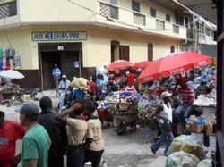 Cap Haitiian Market 5-22-15