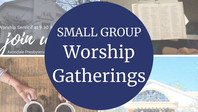 Worship Small Groups