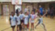 basketball at Avondale Presbyterian Church