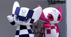 TOKYO 2020 OLYMPIC mascot