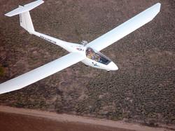 Silent-J Twin Jet Sailplane