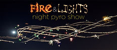 night pyro jet sailplane with Bob Carlton