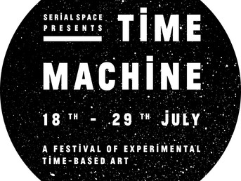 Time Machine festival of experimental time-based art