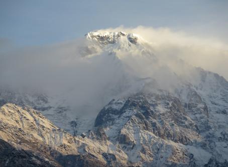 Mountain goating