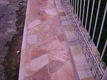 Extração pedra São Tomé Rosa