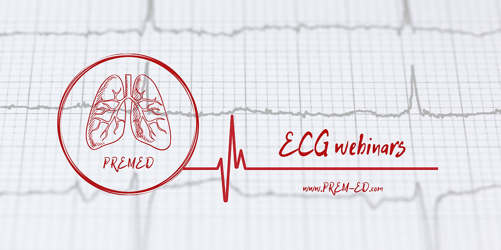 PREMED Online: Atrioventricular Conduction Problems