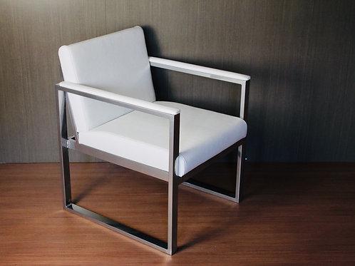 Кресло LOFT из натуральной кожи