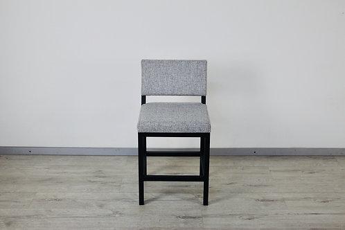 Стул столовый мягкий Model BS серый