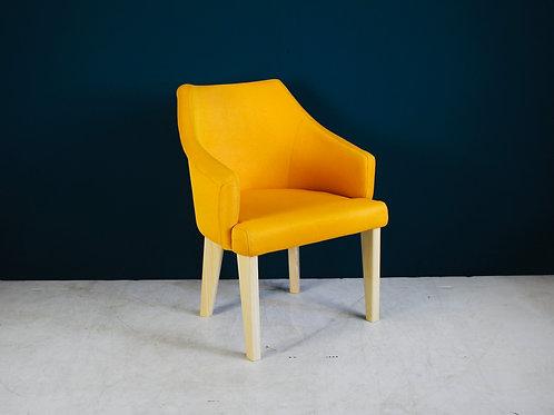 Кресло Boston жёлтое