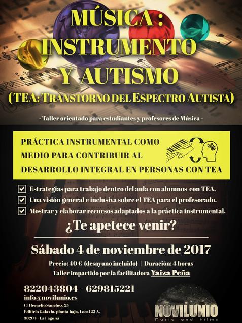 TALLER DE MUSICA (TEA)
